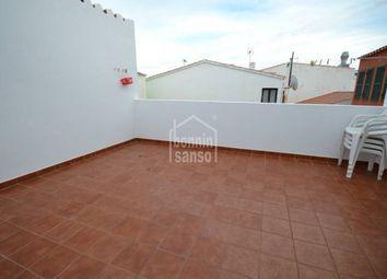 Thumbnail 3 bed apartment for sale in Calan Bosch, Ciutadella De Menorca, Balearic Islands, Spain