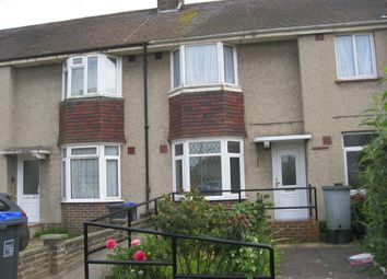 Thumbnail 2 bed flat to rent in Centrecourt Close, Broadwater, Worthing