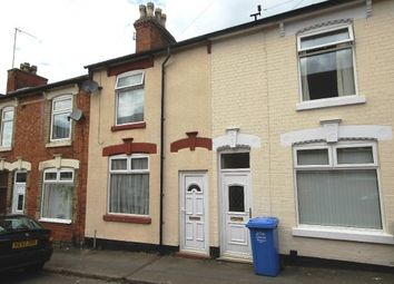 Thumbnail 2 bed terraced house to rent in Melton Street, Kettering