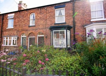 Thumbnail 3 bed terraced house for sale in South Crofts, Nantwich