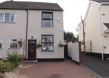 Thumbnail 2 bedroom terraced house to rent in Commonside, Brownhills, Walsall