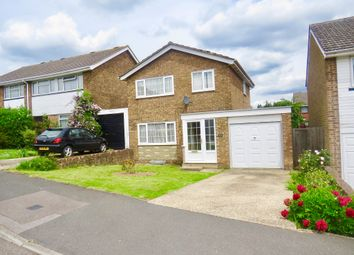 Thumbnail 3 bed detached house for sale in Leyhill Drive, Luton