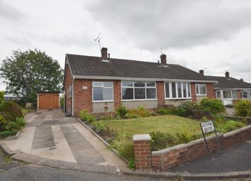 Thumbnail 2 bed semi-detached bungalow to rent in Westsprink Crescent, Longton, Stoke-On-Trent
