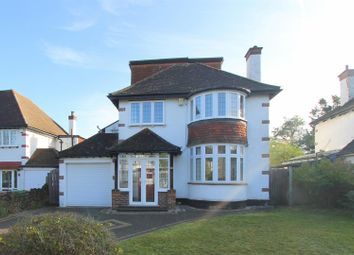 Thumbnail 5 bed detached house for sale in Redford Avenue, Wallington