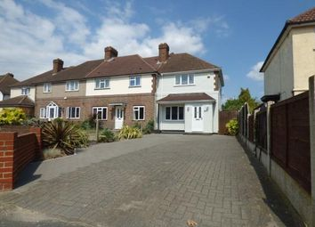 Thumbnail 2 bed end terrace house for sale in Ingrebourne Road, Rainham