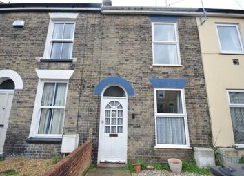 Thumbnail 2 bed terraced house for sale in Alexandra Road, Norwich, Norfolk
