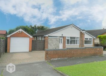 Thumbnail 4 bed detached bungalow for sale in Sandown Road, Harwood, Bolton, Lancashire