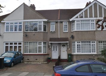 Thumbnail 3 bed terraced house to rent in Shirley Avenue, Bexley, Kent
