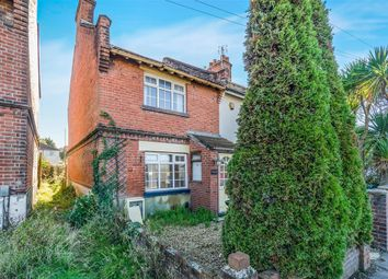 Thumbnail 3 bedroom end terrace house for sale in Victoria Road, Southampton
