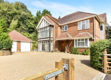 Thumbnail 5 bed detached house for sale in Beech, Alton, Hampshire
