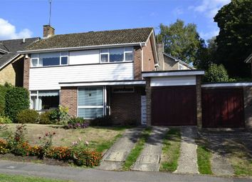 Thumbnail 4 bed detached house for sale in Glendale Avenue, Newbury, Berkshire