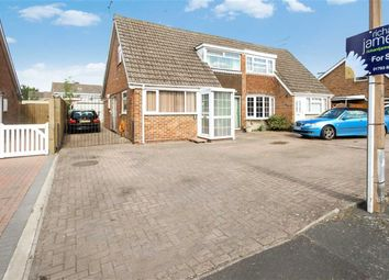 Thumbnail 3 bed semi-detached house for sale in Larksfield, Swindon, Wiltshire