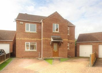Thumbnail 4 bed property for sale in Highfields, Barrow-Upon-Humber