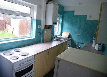 Thumbnail 2 bed terraced house for sale in Austrey Avenue, Beeston, Nottingham