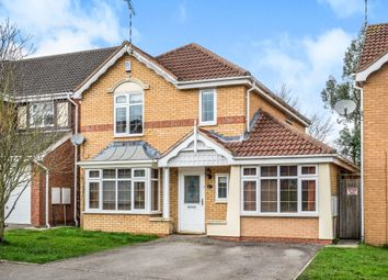 Thumbnail 4 bed detached house for sale in Ridge Drive, Rugby