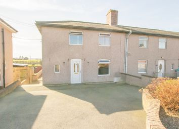Thumbnail 3 bed town house for sale in 26 The Rand, Eastriggs, Dumfries & Galloway