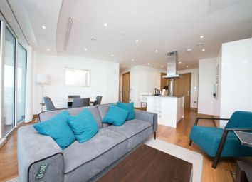 Thumbnail 2 bedroom property for sale in Arena Tower, 20 Limeharbour, London