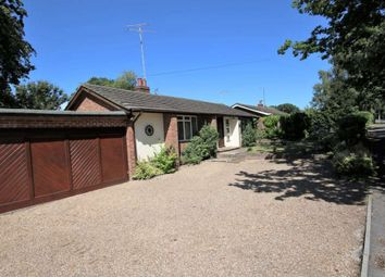 Thumbnail 3 bed detached bungalow to rent in Velmead Road, Fleet, Hampshire