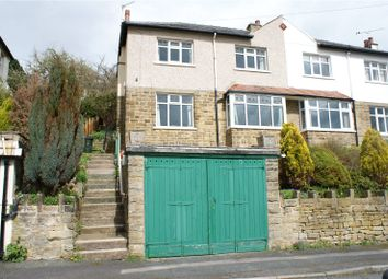 Thumbnail 3 bed semi-detached house for sale in Ridgemount Road, Riddlesden, Keighley, West Yorkshire