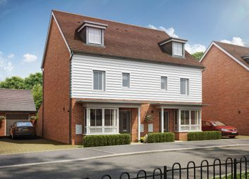 "Thumbnail 4 bed semi-detached house for sale in ""Woodvale"" at Rocky Lane, Haywards Heath"
