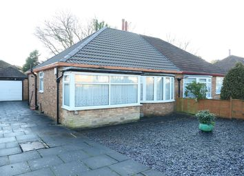 Thumbnail 2 bed semi-detached house for sale in High Moor Crescent, Moortown, Leeds