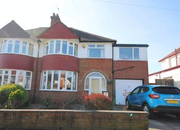 Thumbnail 4 bed semi-detached house for sale in Childwall Park Avenue, Childwall, Liverpool