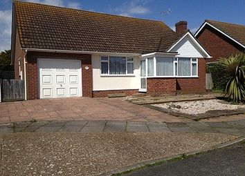 Thumbnail 3 bed detached bungalow to rent in Regents Close, Seaford