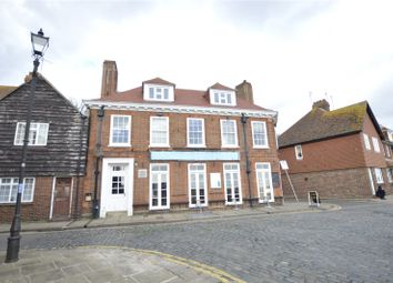Thumbnail 2 bed flat to rent in Harbour View, East Street, Folkestone, Kent