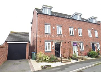 Thumbnail 3 bedroom end terrace house for sale in Kyngston Road, West Bromwich, West Midlands