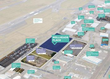 Thumbnail Commercial property for sale in Wellheads Place, Dyce, Aberdeen