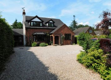 Thumbnail 4 bed detached house for sale in Castle Bank, Stafford