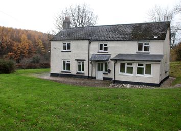 Thumbnail 3 bedroom cottage to rent in Lamerton, Devon