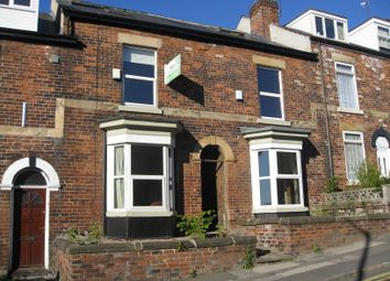 Thumbnail 4 bed terraced house to rent in 83 Barber Road, Crookesmoor, Sheffield