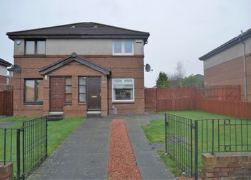 Thumbnail 2 bed semi-detached house for sale in Waulkmill Avenue, Barrhead