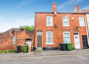 Thumbnail 2 bedroom end terrace house for sale in Hope Street, Walsall