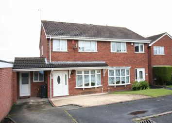 Thumbnail 3 bedroom semi-detached house for sale in Camden Way, Kingswinford