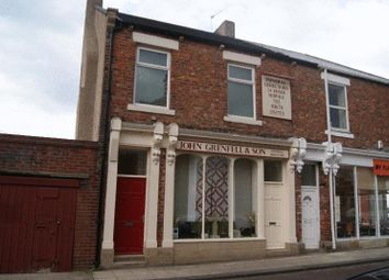 Thumbnail 1 bed flat to rent in Sussex Street, Blyth