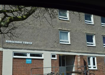 Thumbnail 2 bed flat for sale in Rouen Road, Norwich