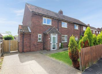 Thumbnail 3 bed semi-detached house for sale in South Side, Winteringham, Scunthorpe, Lincolnshire