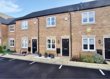 Thumbnail 2 bed terraced house for sale in Croft Close, Tamworth