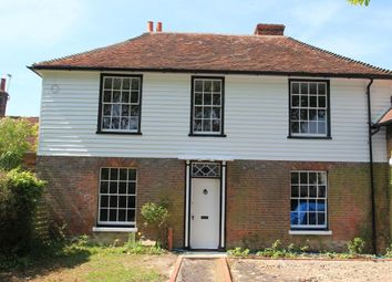 Thumbnail 4 bed farmhouse for sale in Talbot Road, Hawkhurst, Kent