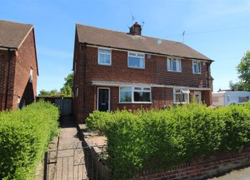 Thumbnail 3 bed semi-detached house for sale in Martlet Way, Worksop