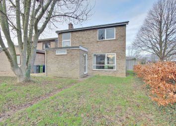 Thumbnail 3 bed detached house for sale in Michigan Road, St. Ives, Huntingdon