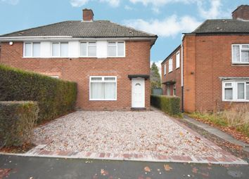 3 bed semi-detached house for sale in Highters Road, Birmingham B14