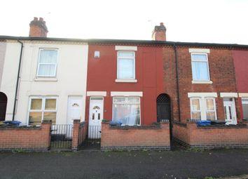Thumbnail 2 bedroom terraced house for sale in Handel Street, Derby