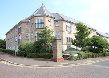 Thumbnail 3 bed flat for sale in Wallace Road, Colchester