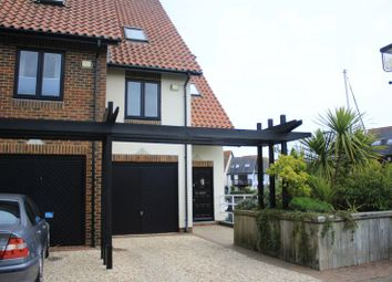 Thumbnail 3 bed terraced house for sale in Endeavour Way, Hythe, Southampton