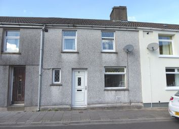 Thumbnail 2 bed terraced house for sale in Nant Y Moel Row, Nantymoel, Bridgend, Mid Glamorgan.