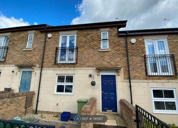 Thumbnail 3 bed terraced house to rent in Kirkwood Grove, Medbourne, Milton Keynes