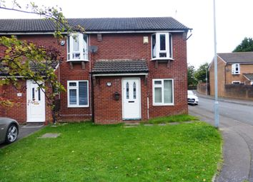 Thumbnail 2 bedroom end terrace house for sale in Pavaland Close, St. Mellons, Cardiff